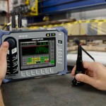 Ultrasonic inspection of welds by Advanced NDT Services - EPOCH600 gageview - Corrosion Module