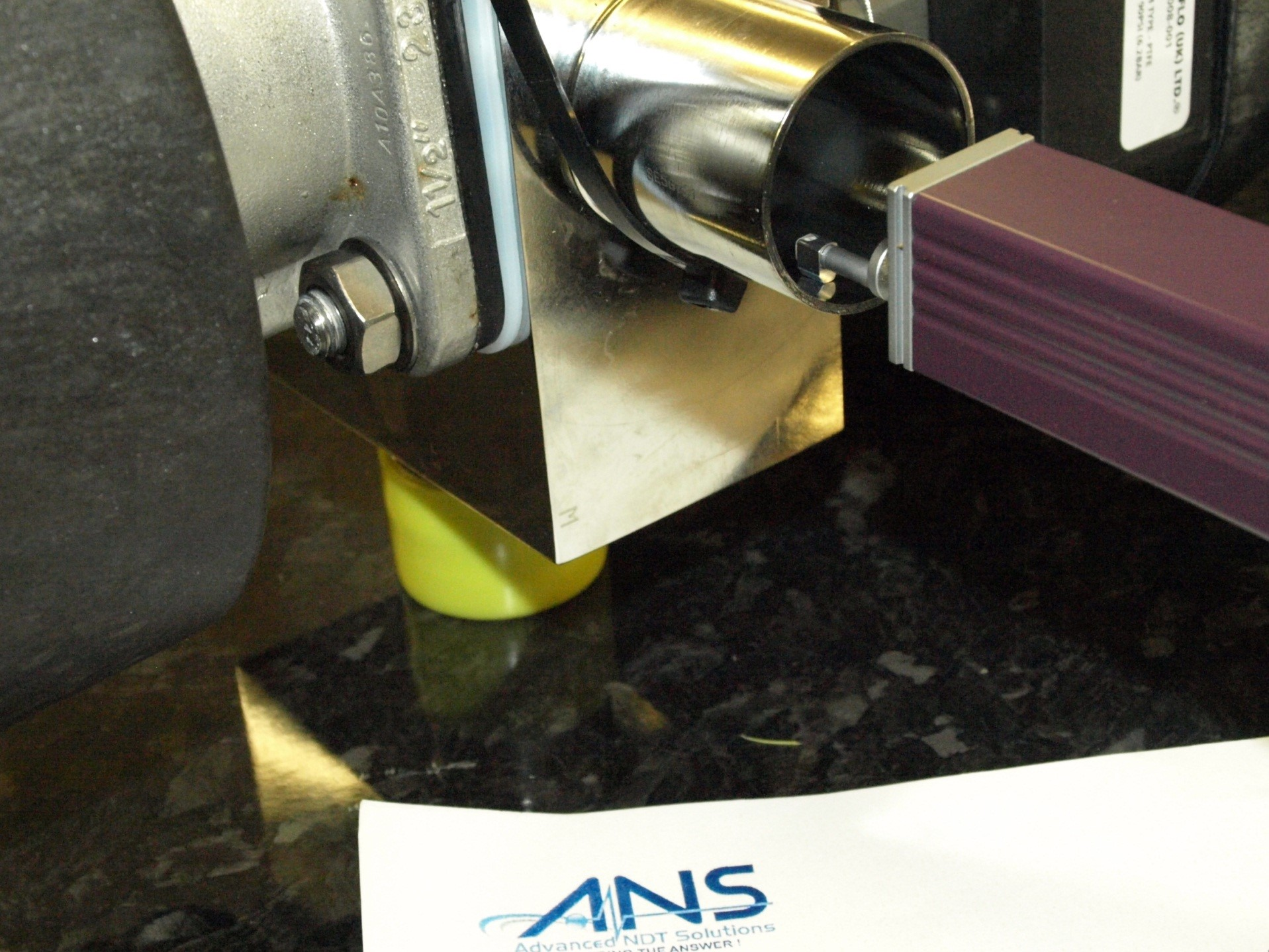Surface Roughness Measurement from NDT Solutions