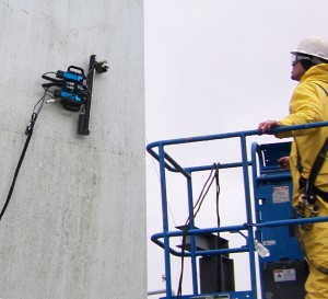 Ultrasonic Inspection of Storage Tanks