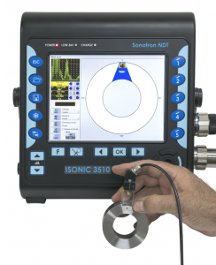 Sonotron NDT Performance testing